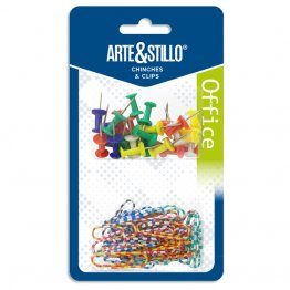 Chinches y clips Arte & Stillo®